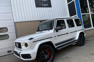 Mercedes Benz G63 AMG Edition 1